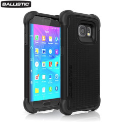 Ballistic Urbanite Samsung Galaxy S6 Edge Case - Black