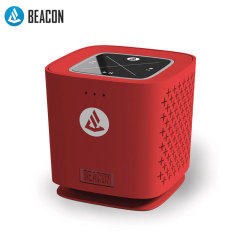 Beacon Phoenix II Bluetooth Speaker - Red