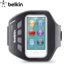 Belkin EaseFit Plus Armband For iPod Nano 7G - Black