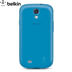 Belkin Grip Sheer Matte Samsung Galaxy S4 Case - Topaz