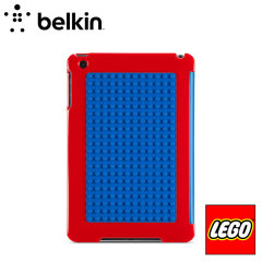Belkin LEGO Builder Case for iPad mini / iPad mini 2 - Red