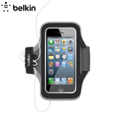 Belkin Slim-Fit Armband for iPhone 5S / 5 - Black