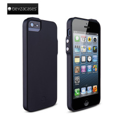 Beyza Snap Case for iPhone 5S / 5 - Black