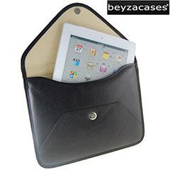 Beyza Thinvelope Sleeve For iPad 4 / 3 / 2 - Black