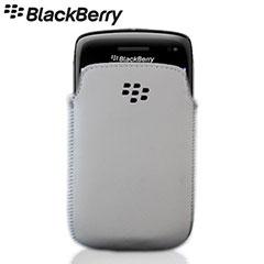 BlackBerry Bold 9790 Pocket White w/Royal Purple Liner