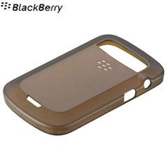 BlackBerry Original Soft Shell for BlackBerry Bold 9900 - Bottle Brown