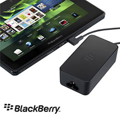 BlackBerry PlayBook ACC-39341-201 Rapid Travel Charger - UK