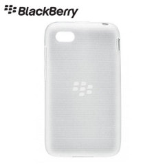 BlackBerry Soft Shell for BlackBerry Q5 - Clear - ACC-54693-202