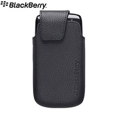 BlackBerry Torch 9860 Leather Pocket ACC-38962-201