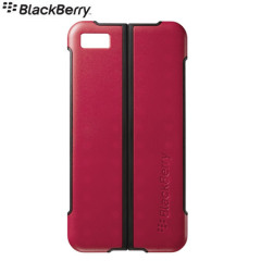 Blackberry Z10 Transform Shell - Red - ACC-49533-203
