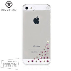 Bling My Thing Diffusion iPhone 5S / 5 Case - Pink Mix