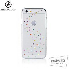 Bling My Thing Milky Way Collection iPhone 6 Case - Cotton Candy