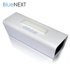 BlueNEXT Bluetooth Speaker - White