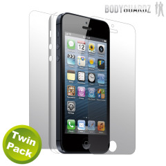BodyGuardz iPhone 5S / 5 Full Body Protector - Twin Pack