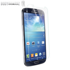 BodyGuardz Pure Samsung Galaxy S4 Premium Glass Screen Protector