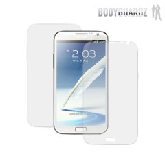 BodyGuardz Samsung Galaxy Note 2 Full Body Protector
