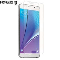 BodyGuardz Ultra Tough Samsung Galaxy Note 5 Screen Protector