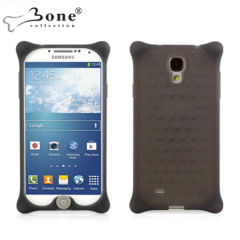 Bone Collection Bubble Case for Samsung Galaxy S4 - Black