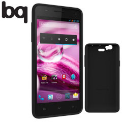 bq Back Cover Case for Aquaris 5.7 - Black