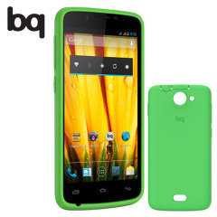 bq Back Cover Case for Aquaris 5HD - Green