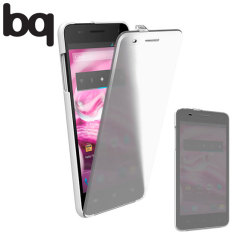 bq Second Skin Flip Case for Aquaris 5.7 - White