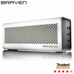 Braven 570 HD Wireless Bluetooth Speaker - Arctic White