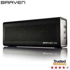 Braven 570 HD Wireless Bluetooth Speaker - Black