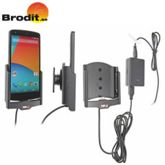 Brodit Active Holder and Molex Adapter System for Google Nexus 5
