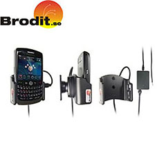 Brodit Active Holder with Tilt Swivel - BlackBerry 8900 Curve