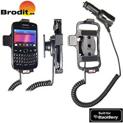 Brodit Active Holder with Tilt Swivel - BlackBerry Curve 9360