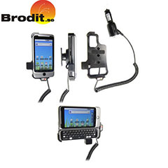 Brodit Active Holder with Tilt Swivel - HTC Desire Z