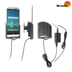 Brodit Active HTC One M9 In-Car Holder with Molex Adapter
