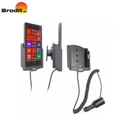 Brodit Active Nokia Lumia 930 In-Car Charging Holder with Tilt Swivel
