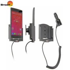 Brodit Active OnePlus One In-Car Charging Holder with Tilt Swivel