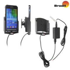 Brodit Active Samsung Galaxy Xcover 3 In-Car Holder with Molex Adapter