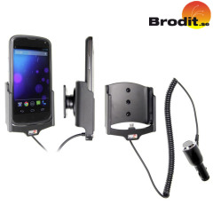 Brodit Case Compatible Active Holder with Tilt Swivel - Google Nexus 4