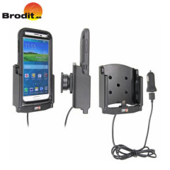 Brodit Case Compatible Samsung Galaxy S5 Active Holder & Tilt Swivel