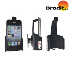 Brodit Passive Holder With Tilt Swivel - 511170 - iPhone 4S / 4