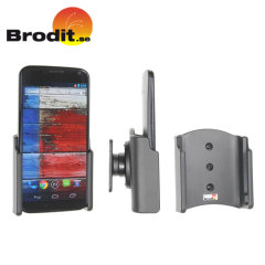 Brodit Passive Holder With Tilt Swivel for Moto X