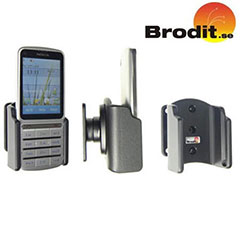 Brodit Passive Holder with Tilt Swivel - Nokia C3-01