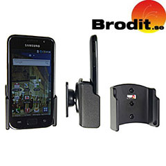 Brodit Passive Holder With Tilt Swivel - Samsung Galaxy S i9000
