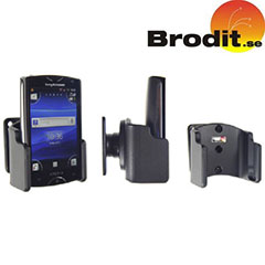Brodit Passive Holder with Tilt Swivel - Sony Ericsson Xperia mini