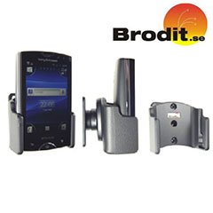 Brodit Passive Holder with Tilt Swivel - Sony Ericsson Xperia mini pro