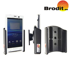 Brodit Passive Holder With Tilt Swivel - Sony Ericsson Xperia X10