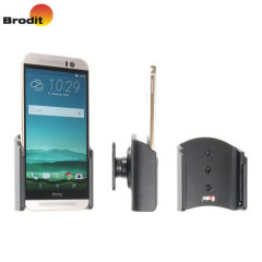 Brodit Passive HTC One M9 In Car Holder with Tilt Swivel