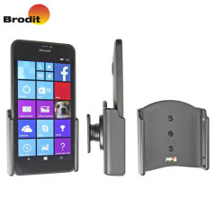 Brodit Passive Microsoft Lumia 640 XL In Car Holder with Tilt Swivel