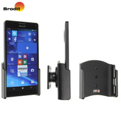 Brodit Passive Microsoft Lumia 950 XL In-Car Holder with Tilt Swivel
