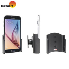 Brodit Passive Samsung Galaxy S6 In Car Holder with Tilt Swivel