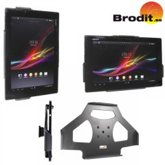 Brodit Passive Sony Xperia Tablet Z Car Holder With Tilt Swivel
