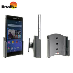 Brodit Passive Sony Xperia Z2 In Car Holder with Tilt Swivel